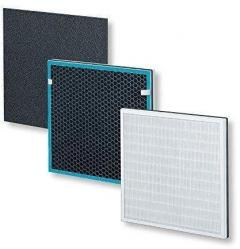 Beurer LR 200 replacement set - Prefilter; Combi filter (EPA + activated carbon); Compatible with