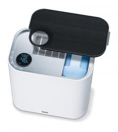 Beurer LR 330 2-in-1 comfort air purifier; Air cleaning and humidification three-layered filter