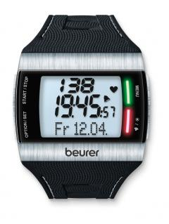 Beurer PM 62 Heart rate monitor with chest strap