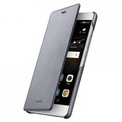 Huawei Flip cover Grey for P9 Lite