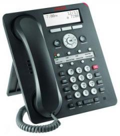 IP PHONE 1608-I BLK (LC)