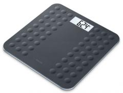 Beurer GS 300 Black Glass bathroom scale;non-slip surface; Automatic switch-off