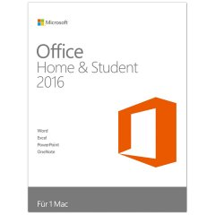Office Home and Student 2016 Win English EuroZone Medialess P2