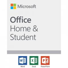 Microsoft Office Home and Student 2019 English EuroZone Medialess P6