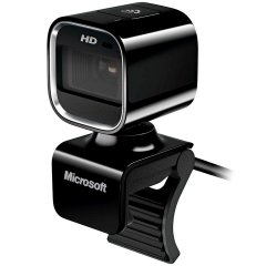 Microsoft LifeCam HD-6000 For Notebooks Win USB ER English Retail