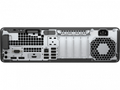 HP EliteDesk 800G5 SFFIntel® Core™ i7-9700 with Intel® UHD Graphics 630 (3 GHz base frequency