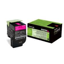 """Lexmark Gift 10%"" + Special price for stock! Magenta High Yield Return Program Toner Cartridge"
