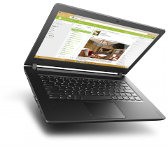 Lenovo IdeaPad 100 15.6 HD i5-4288U up to 3.1GHz