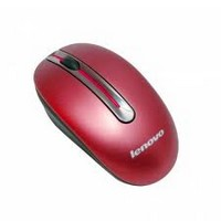 Lenovo Mouse Wireless N3903A Red