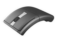 Lenovo Mouse WIreless Rotatable Laser N70A DarkGray