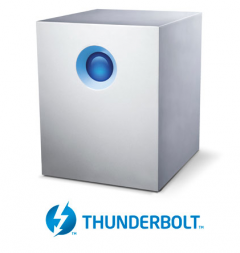 LaCie 5big Thunderbolt 2 - 10TB