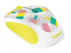 Logitech Wireless Mouse M238 Party Collection - POPSICLES