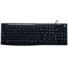 Keyboard Logitech Media K200