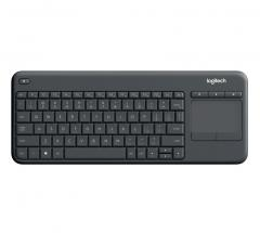 Logitech K400 Professional Wireless Touch Keyboard - GRAPHITE