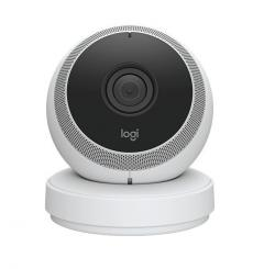 Logitech Circle Home Security Camera White