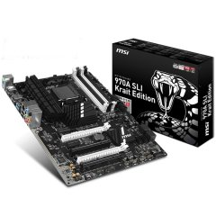 MSI Main Board Desktop AMD 970 (SAM3+