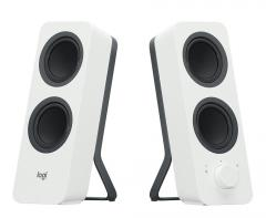 Logitech Z207 Bluetooth Computer Speakers - White