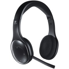 Logitech Wireless Headset H800 Bluetooth
