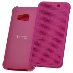 Аксесоар HTC Dot View –Premium for  HTC One M9 (Pink)
