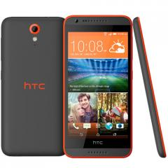 РАЗПРOДАЖБА! HTC Desire 620 Matte Grey/Orange trim/5.0 HD/Cortex-A7 Quad-Core