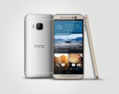 ПОДАРЪК (Candy Floss) Dot Matrix Калъф Смартфон HTC One M9 Silver /5.0 Super