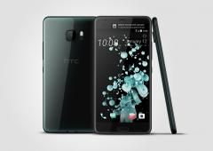 "HTC U Ultra Brilliant Black/64Gb/OREO 8.0_UPGR/+Case Cover/5.7"" Quad HD + second 2.05(160x1040)"