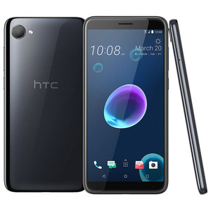 "HTC Breeze (Desire 12) Cool Black Dual SIM/5.5""HD+(720 x 1440 pixels)18:9/MediaTek  MT6739"
