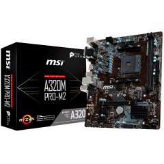 MSI Main Board Desktop A320 (SAM4
