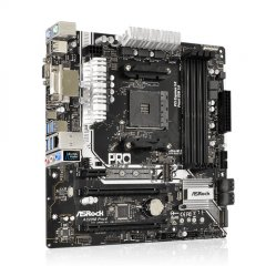ASROCK Main Board Desktop AM4 A320 (SAM4