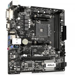 ASROCK Main Board Desktop AM4 B350 (SAM4