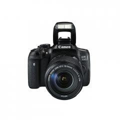 Canon EOS 750D + EF-s 18-135mm IS STM + Canon Connect Station CS100