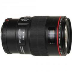 Canon LENS EF 100mm/2.8L Macro IS USM