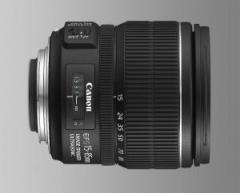 Canon LENS EF-S 15-85mm f/3.5-5.6 IS USM