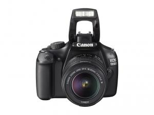 Canon EOS 1100D + EF-s 18-55mm f/3.5-5.6 III + EF 75-300 mm f/4.0-5.6 III + Transcend 8GB SDHC