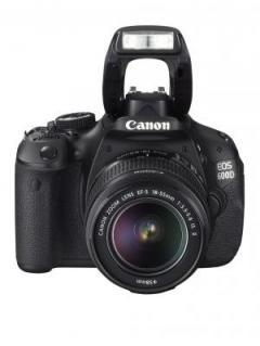 Canon EOS 600D + EF-s 18-55 IS II + Transcend 8GB SDHC (Class 10)