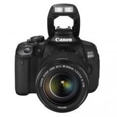 Canon EOS 650D + EF-s 18-135 IS STM