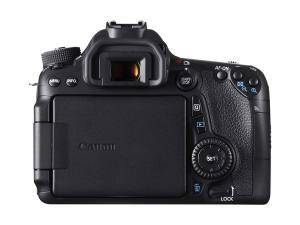 Canon EOS 70D Body + EF-S 18-55 mm IS STM