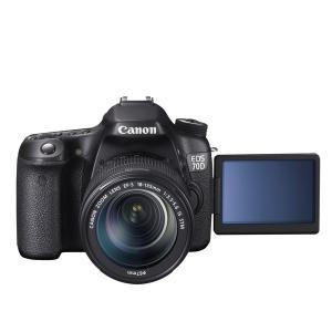 Canon EOS 70D + EF-S 18-135 mm STM