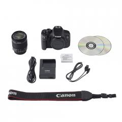 Canon EOS 700D + EF-S 18-55 IS STM + DSLR ENTRY Accessory Kit (SD8GB/BAG/LC)