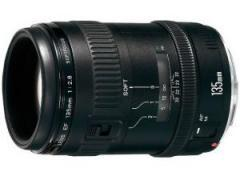 Canon LENS EF 135mm f/2.8 (with softfocus)