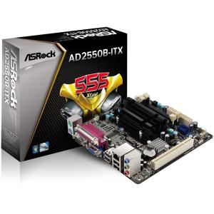 ASROCK Main Board Desktop iNM10 (D2550 1.86GHz
