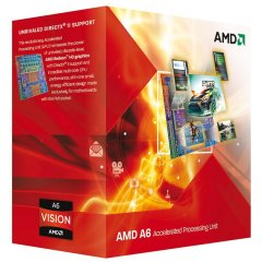 AMD CPU Richland A6-Series X2 6400K (3.9GHz