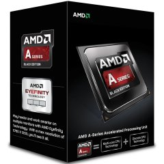 AMD CPU Kaveri A8-Series X4 7650K (3.3GHz