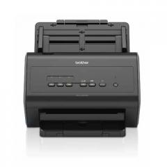 Brother ADS-2400N Document Scanner + Brother DS-620 Mobile Scanner
