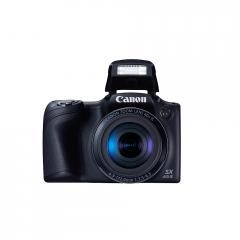 Canon PowerShot SX410 IS Black + Canon Soft Case DCC-950 + Transcend 8GB microSDHC (1 adapter -