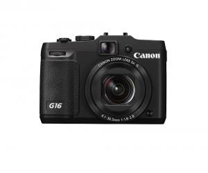 Canon PowerShot G16 + Canon SELPHY CP910 white