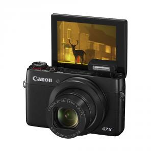 Canon PowerShot G7 X + Canon SELPHY CP910 white