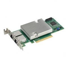 Supermicro 10G Base-T Ethernet Adapter supporting Broadcom NetXtreme E-Series