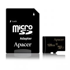 Apacer 128GB Micro-Secure Digital XC UHS-I Class 10 (1 adapter)