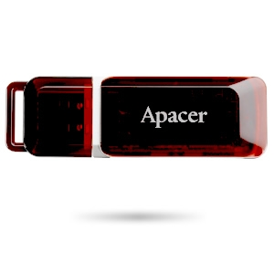 Apacer 4GB Handy Steno AH321 - USB 2.0 interface